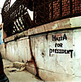 Haifa for president