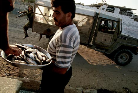 Avakian_man-selling-fish-gaza