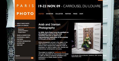 ParisPhotoWebsite