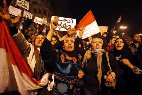 EgyptianWomenProtest2