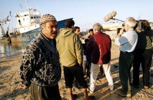 Gazafishermen
