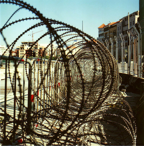 Downtownbarbedwire